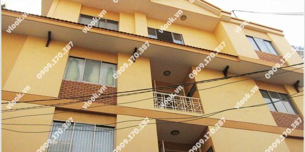 Cao ốc cho thuê văn phòng Thanh Quan Building, Nguyễn Thị Minh Khai, Phường Đa Kao, Quận 1, TP.HCM - vlook.vn