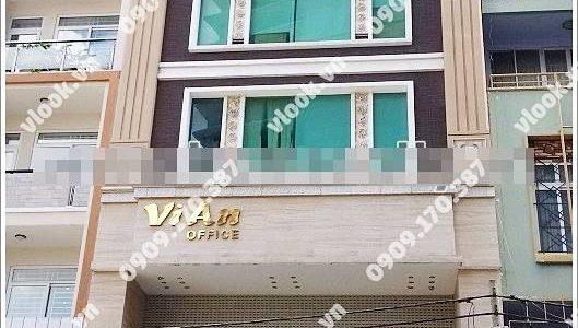 Văn phòng cho thuê Vi An Office, Cách Mạng Tháng 8, Phường 12, Quận 10, TP.HCM - vlook.vn