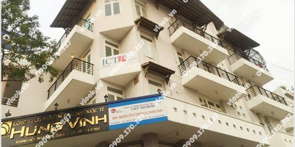 Văn phòng cho thuê VI Building Khánh Hội, Phường 6, Quận 4, TP.HCM - vlook.vn