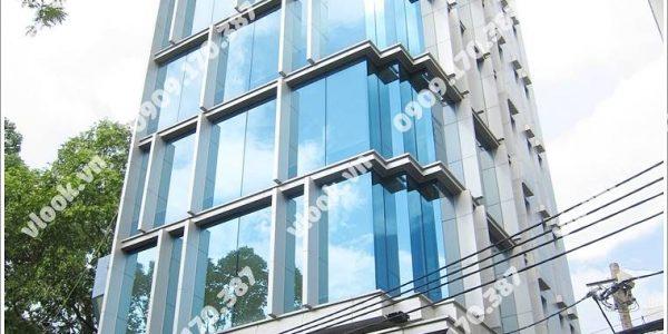 Cao ốc cho thuê văn phòng Vivco House, Nguyễn Văn Thủ, Phường Đa Kao, Quận 1, TP.HCM - vlook.vn