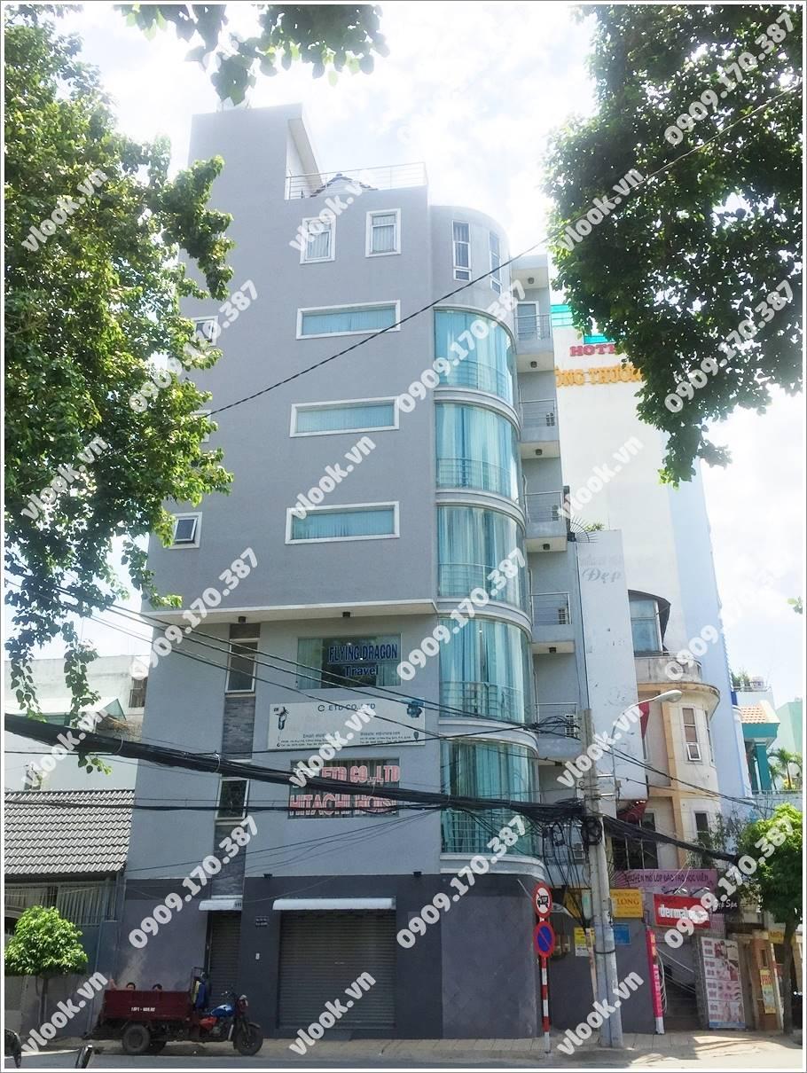 Cao ốc văn phòng cho thuê 12 Đào Duy Anh, Phường 9, Quận Phú Nhuận, TP.HCM - vlook.vn