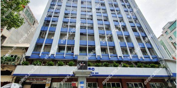Cao ốc cho thuê văn phòng 146 NCT Office Building, Nguyễn Công Trứ, Quận 1, TPHCM - vlook.vn