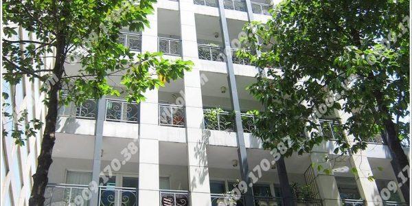Cao ốc cho thuê văn phòng Golden Sea Building 168 Nguyễn Công Trứ Quận 1 - vlook.vn