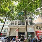 Cao ốc cho thuê văn phòng Golden Sea Building, Nguyễn Công Trứ, Quận 1, TPHCM - vlook.vn