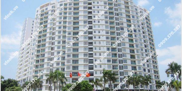 Cao ốc cho thuê văn phòng Him Lam Riverside, Đường D1, Phường Tân Hưng, Quận 7 - vlook.vn