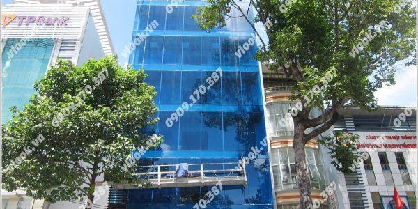 Cao ốc cho thuê văn phòng Hồng Phong Building, Lê Hồng Phong, Phường 3, Quận 5, TP.HCM - vlook.vn