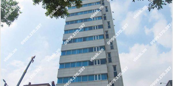 Cao ốc cho thuê văn phòng Sapphire Tower, Nguyễn Văn Trỗi, Phường 10, Quận Phú Nhuận - vlook.vn