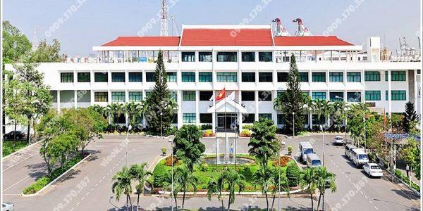 Cao ốc cho thuê văn phòng Tân Thuận Corporation, Phường Tân Thuận Đông, Quận 7 - vlook.vn