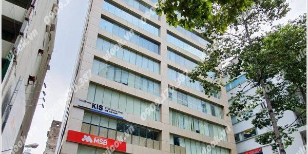 Cao ốc cho thuê văn phòng TNR Tower, Nguyễn Công Trứ, Quận 1, TPHCM - vlook.vn