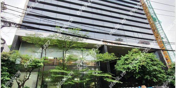 Cao ốc văn phòng cho thuê AGB Tower Tân Hải, Quận Tân Bình, TP.HCM - vlook.vn