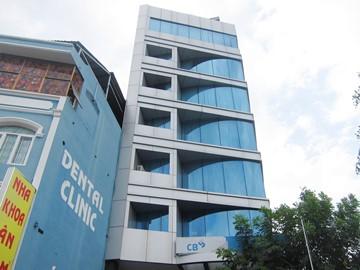 Cao ốc cho thuê văn phòng Bách Việt Building, Trần Quốc Hoàn, Quận Tân Bình - vlook.vn