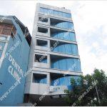 Cao ốc văn phòng cho thuê Bách Việt Building Trần Quốc Hoàn Phường 4 Quận Tân Bình TP.HCM - vlook.vn