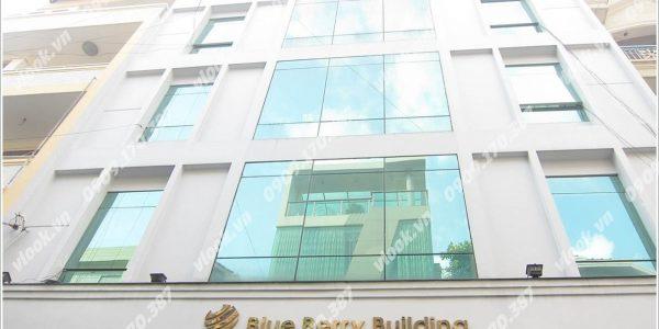 Cao ốc văn phòng cho thuê Blue Berry Building Đường D52 Phường 12 Quận Tân Bình TP.HCM - vlook.vn