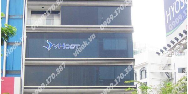 Cao ốc văn phòng cho thuê Hồng Anh Japan Building Trường Sơn Phường 2 Quận Tân Bình TP.HCM - vlook.vn