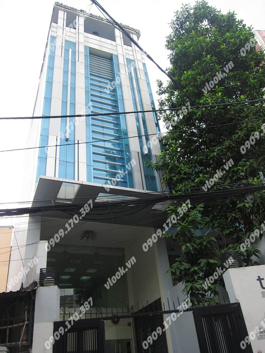Cao ốc văn phòng cho thuê Nam Trinh Building Yên Thế Phường 2 Quận Tân Bình TP.HCM - vlook.vn