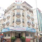 Cao ốc cho thuê văn phòng NFV Building, Hoàng Việt, Quận Tân Bình - vlook.vn