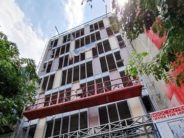 Cao ốc cho thuê văn phòng Ngọc Quyên Building, Cộng Hòa, Quận Tân Bình - vlook.vn