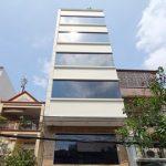 Cao ốc cho thuê văn phòng Ngọc Việt Building, Nguyễn Minh Hoàng, Quận Tân Bình - vlook.vn