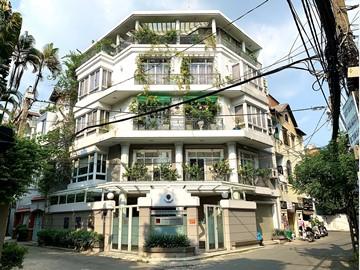 Cao ốc cho thuê văn phòng Nguyễn Cảnh Dị Building, Quận Tân Bình - vlook.vn