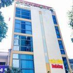 Cao ốc cho thuê văn phòng Thái Bình Building, Nguyễn Thái Bình, Quận Tân Bình - vlook.vn