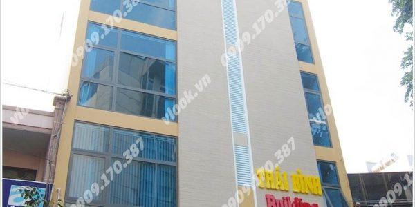 Cao ốc văn phòng cho thuê Thái Bình Building Nguyễn Thái Bình Phường 12 Quận Tân Bình TP.HCM - vlook.vn