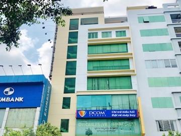 Cao ốc cho thuê văn phòng Thái Huy Building, Nguyễn Văn Trỗi, Quận Tân Bình - vlook.vn