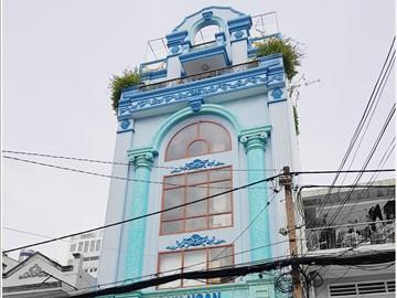 Cao ốc cho thuê văn phòng Thành Ngân Building, Lê Trung Nghĩa, Quận Tân Bình - vlook.vn