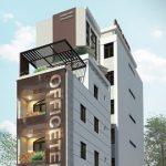 Cao ốc văn phòng cho thuê tòa nhà Thuận Anh Officêtl, Nguyễn Sơn, Quận Tân Phú, TPHCM - vlook.vn