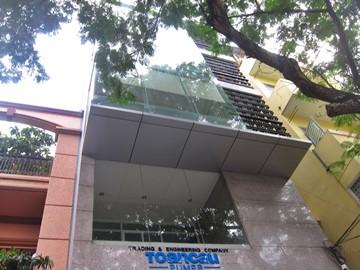 Cao ốc cho thuê văn phòng Toàn Cầu Office, Nguyễn Hiến Lê Quận Tân Bình - vlook.vn