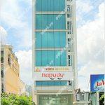 Cao ốc văn phòng cho thuê Win Home Building 150 Trần Não GHB Tower Quận 2, TP.hCM - vlook.vn
