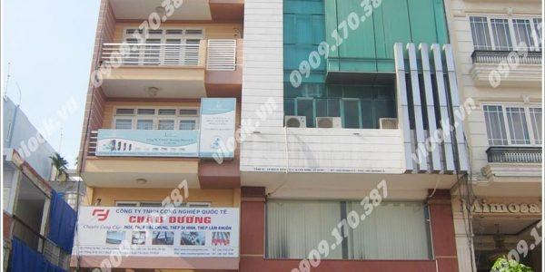 Cao ốc cho thuê văn phòng Châu Dương Building Bạch Đằng Phường 2 Quận Tân Bình - vlook.vn
