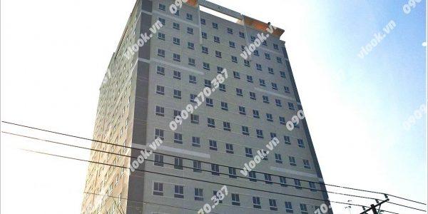 Cao ốc văn phòng cho thuê 194 South Tower Quốc Lộ 50 Xã Bình Hưng Huyện Bình Chánh TP.HCM - vlook.vn
