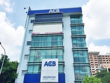 Cao ốc văn phòng cho thuê tòa nhà ACB Building, Lũy Bán Bích, Quận Tân Phú, TPHCM - vlook.vn