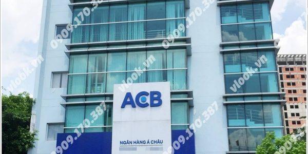 Cao ốc văn phòng cho thuê ACB Building Tân Phú Lũy Bán Bích Phường Hòa Thạnh Quận Tân Phú TP.HCM - vlook.vn