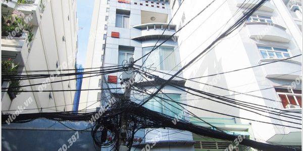 Cao ốc cho thuê văn phòng Building 33 LQH Lê Quốc Hưng Phường 12 Quận 4 TPHCM - vlook.vn