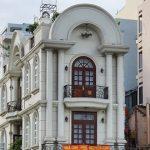 Cao ốc cho thuê văn phòng Building 456, Võ Văn Kiệt, Quận 1 - vlook.vn