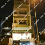 Cao ốc văn phòng cho thuê Cẩm Tú Building Đường D1 Phường Tân Hưng Quận 7 TP.HCM - vlook.vn