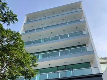 Cao ốc cho thuê văn phòng Cao Minh Building, Lê Văn Sỹ, Quận Tân Bình - vlook.vn