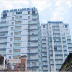Cao ốc văn phòng cho thuê Cao ốc Khải Hoàn Apartment Lạc Long Quân Quận 11 TP.HCM - vlook.vn