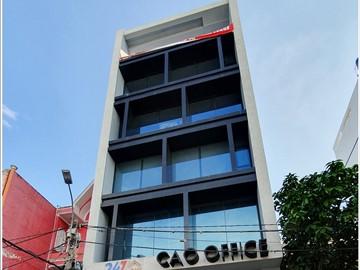 Cao ốc cho thuê văn phòng CAO Office, Hậu Giang, Quận Tân Bình - vlook.vn
