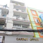 Cao ốc cho thuê văn phòng Carrot Office Building, Nguyễn Đình Khơi, Quận Tân Bình - vlook.vn