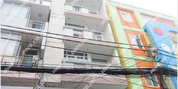 Cao ốc văn phòng cho thuê Carrot Office Building Nguyễn Đình Khơi Phường 4 Quận Tân Bình TP.HCM - vlook.vn