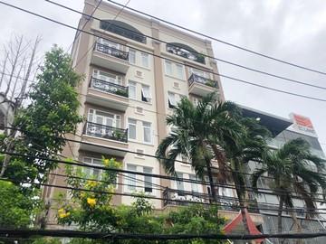 Cao ốc cho thuê văn phòng Ceiba Office Đặng Dung, Quận 1 - vlook.vn