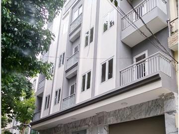 Cao ốc cho thuê văn phòng Ceiba Office Hoàng Sa, Quận 1 - vlook.vn