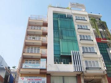 Cao ốc cho thuê văn phòng Châu Dương Building, Bạch Đằng, Quận Tân Bình - vlook.vn