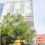 Cao ốc văn phòng cho thuê CT-IN Building Hoàng Văn Thụ Phường 4 Quận Tân Bình TP.HCM - vlook.vn