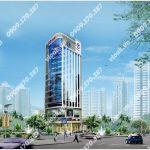 Cao ốc văn phòng cho thuê C.T Plaza Võ Văn Kiệt Phường Nguyễn Thái Bình Quận 1, TP.HCM - vlook.vn