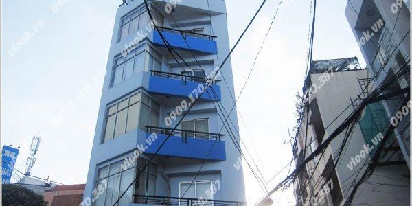 Cao ốc văn phòng cho thuê ĐP Building Nguyễn Hữu Cảnh Phường 19 Quận Bình Thạnh TP.HCM - vlook.vn