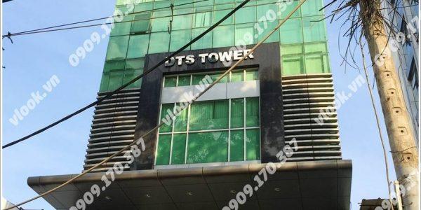 Cao ốc văn phòng cho thuê DTS Tower Điện Biên Phủ Phường 7 Quận 3 - vlook.vn