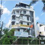 Cao ốc văn phòng cho thuê Fresh Corner Building Tôn Đản Phường 13 Quận 4 TP.HCM - vlook.vn